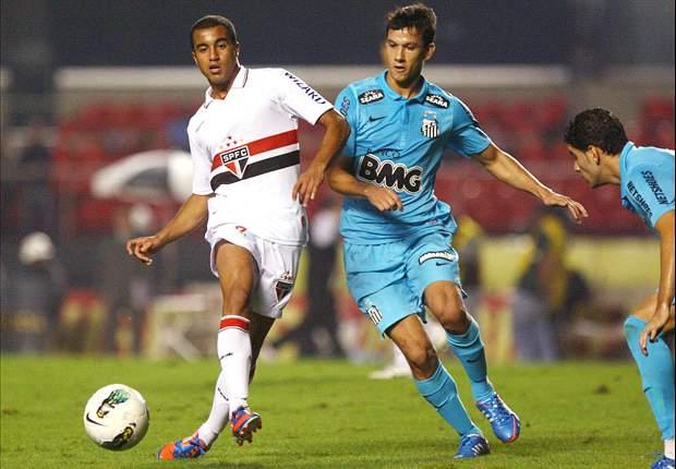 Lucas pede vitória do São Paulo no Morumbi diante do Coritiba e diz que, fora de casa, 'será difícil'