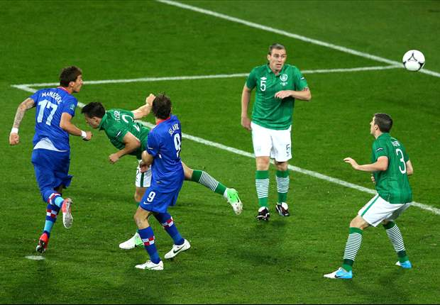 Stephen Ward: Lady luck deserted Ireland in defeat to Croatia