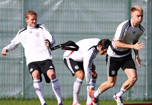 DFB-Elf hat lange Pause bis zum Halbfinale: Ein Vorteil?