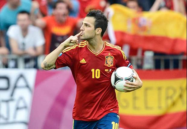 Fabregas: The Spain versus Portugal semi-final will be like El Clasico