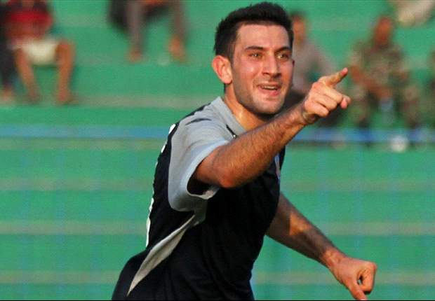 'I am not a super sub' - East Bengal's Andrew Barisic