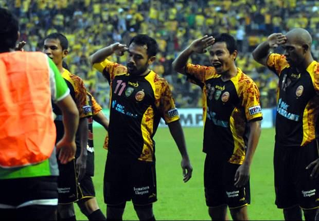 Striker Asal Haiti Lamar Sriwijaya FC