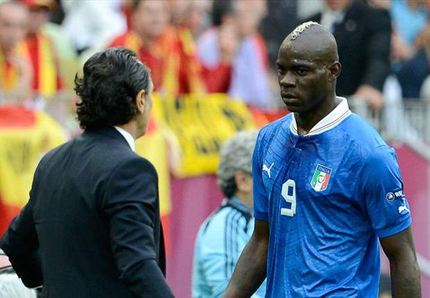 TEAM NEWS: Balotelli retains spot as Italy field unchanged lineup for Croatia clash
