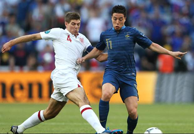 Nasri: France are glad to be drawn against Spain rather than Italy
