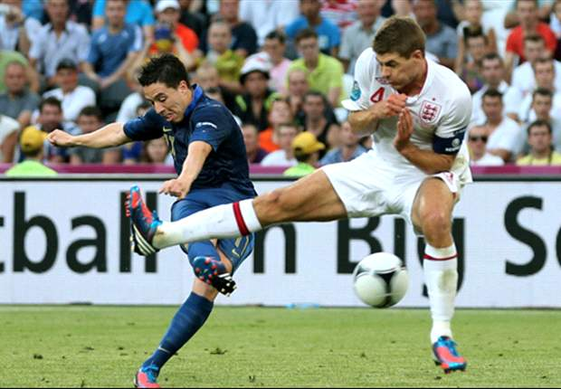 Nasri in four-letter outburst at journalist after Spain defeat