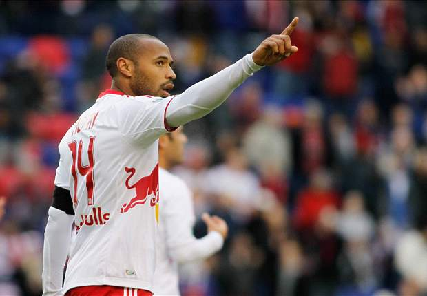 Thierry Henry sends message of support to stricken Kevin Alston
