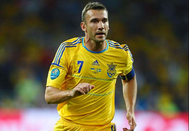 Ukraine 2-1 Sweden: Shevchenko double hands co-hosts dream start