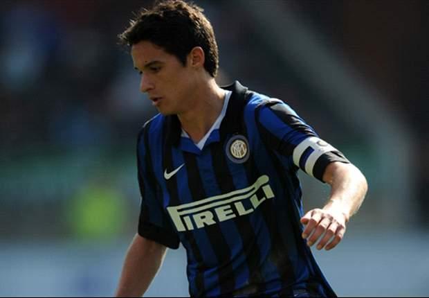 """Stop dell'Inter in casa Rubin, l'esordiente Romanò ammette: """"Le gambe hanno tremato, ma il mister ci aiuta sempre"""""""