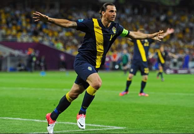 SPESIAL: Zlatan Ibrahimovic Tinggalkan Euro 2012 Dengan Kepala Tegak