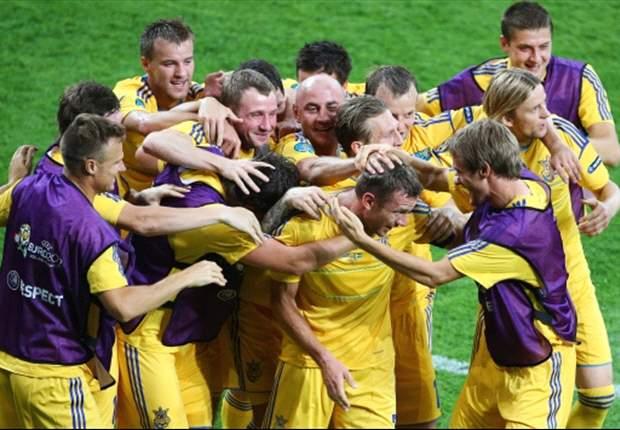 A seleção do quarto dia de jogos na Euro 2012