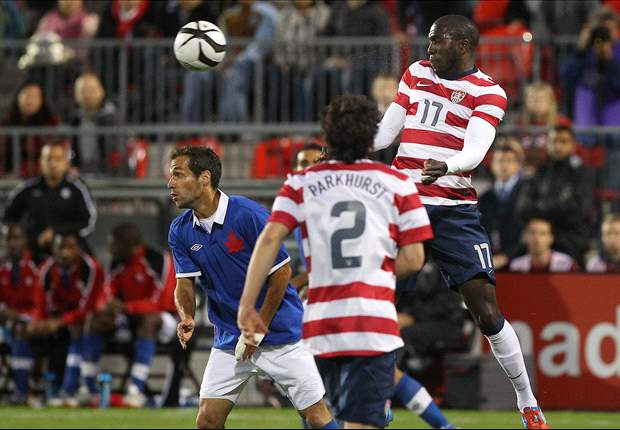 Klinsmann: Altidore part of heated competition for USA striker role