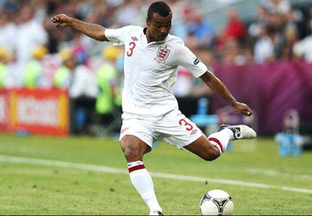 England centurion Ashley Cole: I am here to play football and win trophies