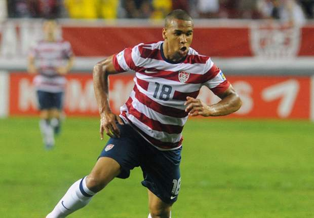 Terrence Boyd could be the man up top for a young U.S. Gold Cup squad