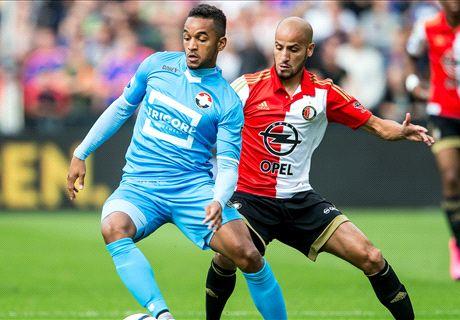 Elia knalt Feyenoord langs Willem II