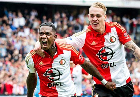 Feyenoord met Elia naar Kerkrade