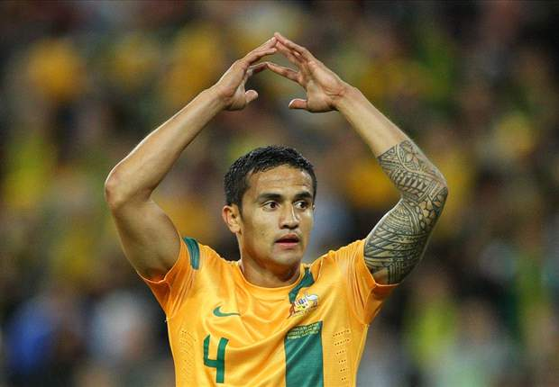 Guizhou Renhe keen on Socceroo Tim Cahill after Chinese visit