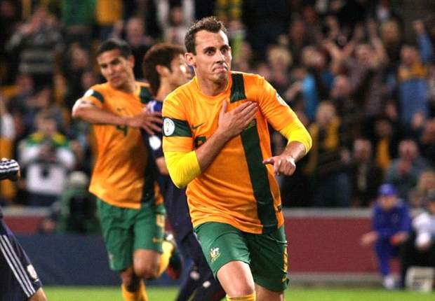 Australia 1-1 Japan: Asia's top two play out thriller in Brisbane