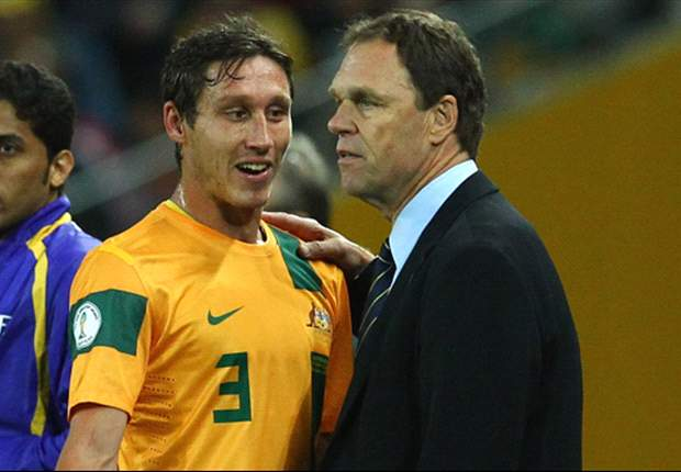Socceroos coach Osieck: Australia 'sent a message' in draw with Japan