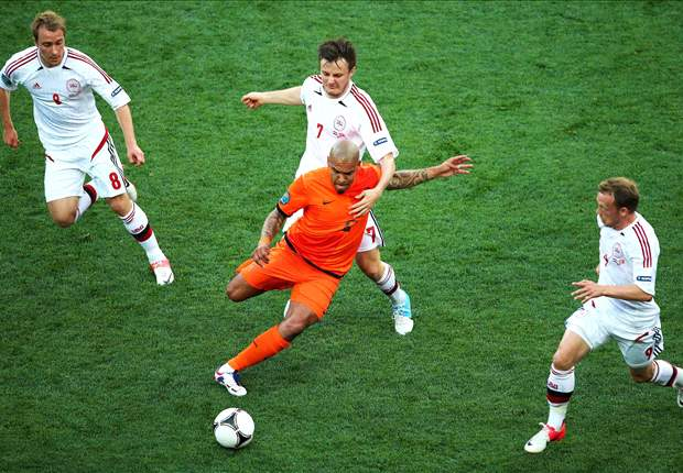 Dutch have the quality to reach the quarter-finals, insists Nigel de Jong