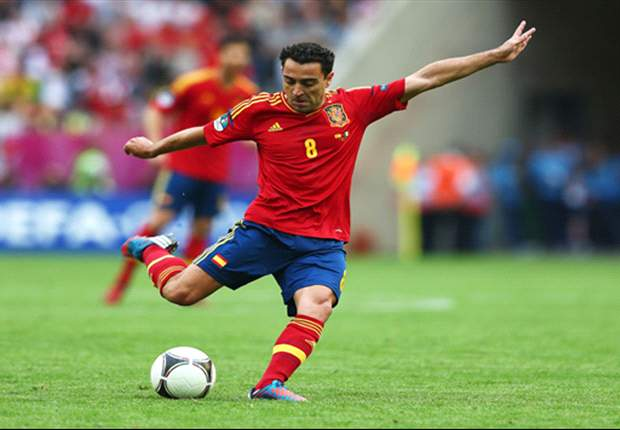 Xavi hails Spain's 'excellent' performance against Ireland