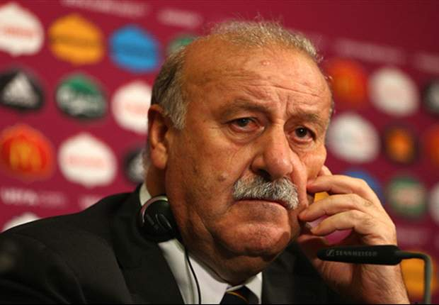 Vicente del Bosque hails Spanish defence after semi-final victory