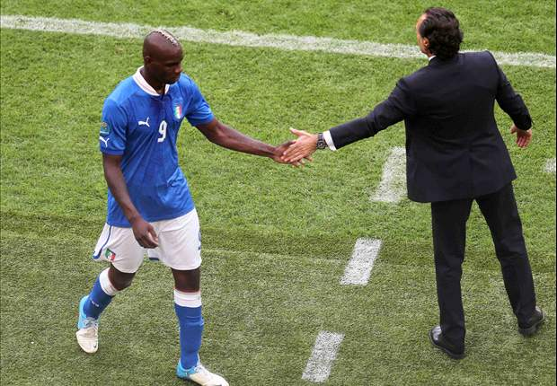 Cassano's controversy, Di Natale's fitness & Balotelli's moments of madness - the dilemmas facing Prandelli in Italy's attack