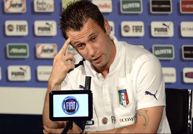 Italy their own worst enemy again as Cassano controversy overshadows key Croatia clash