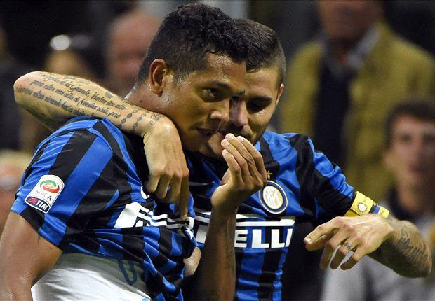 Inter Milan 1-0 Ac Milan : Guarin donne la victoire à l