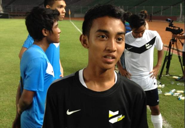 Singapore's Faris Ramli to head to Barcelona after being selected for Nike 'The Chance' Academy's World Finals