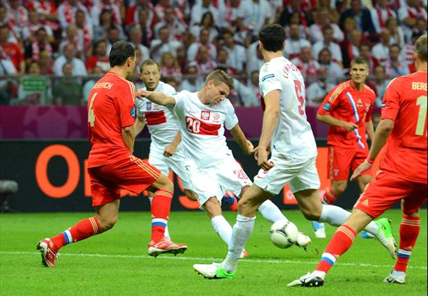 Saturday's Daily Double: Poland and Russia to book quarter-final places