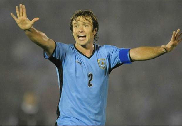 Diego Lugano: Uruguay going through a rough patch