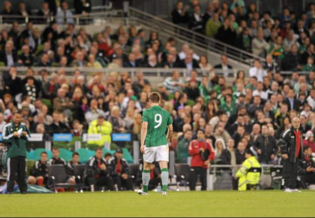 Two goals in two years & both against Andorra: Goalshy Doyle needs to be dropped by Trapattoni