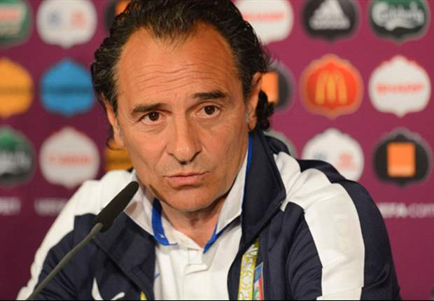 Prandelli rues Italy's wasted opportunities against Croatia