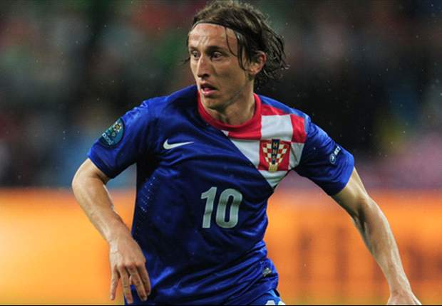 Real Madrid target Modric faces ultimate audition against Xavi, Iniesta & Xabi Alonso