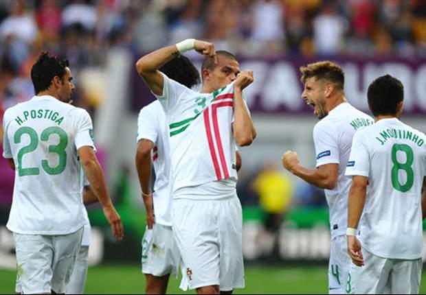 포르투갈, 덴마크 상대 극적인 3-2 승리