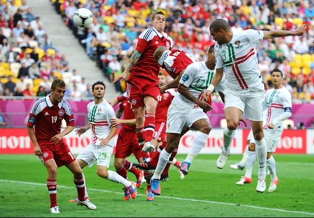 Euro 2012 - Le Portugal a eu chaud