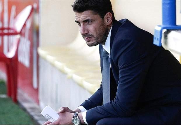 Julio Velázquez: Gracias al Villarreal por la oportunidad