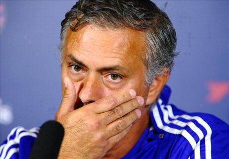 Mourinho charged with misconduct