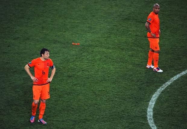 No disgrace in Netherlands losing to Germany & Denmark, says De Jong