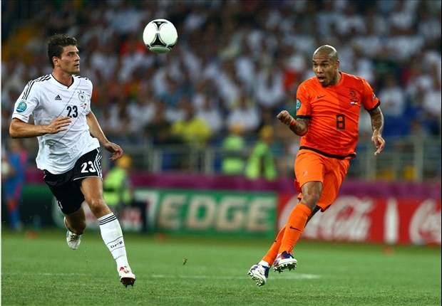 Holanda-Alemania e Italia-Francia, partidos a la cabeza de la jornada internacional