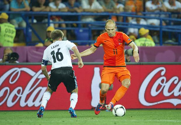 Robben: No hatred between Netherlands & Germany anymore