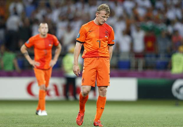 Kuyt: There are several reasons behind Netherlands' failure