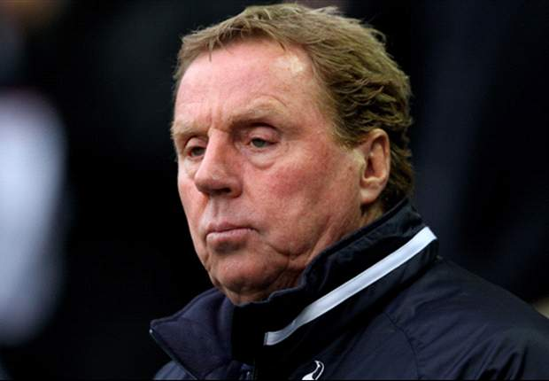 Redknapp: Tottenham will finish in the top four, no danger