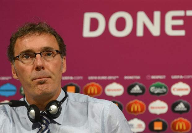 Laurent Blanc: There is still work to be done for France to qualify