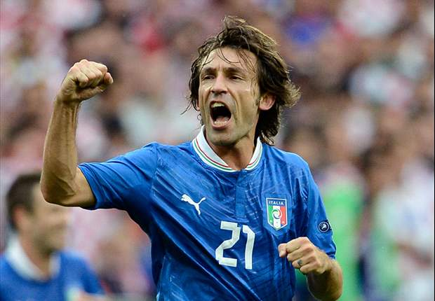 Italy 1-1 Croatia: Mandzukic exploits Chiellini error to cancel out Pirlo pearler
