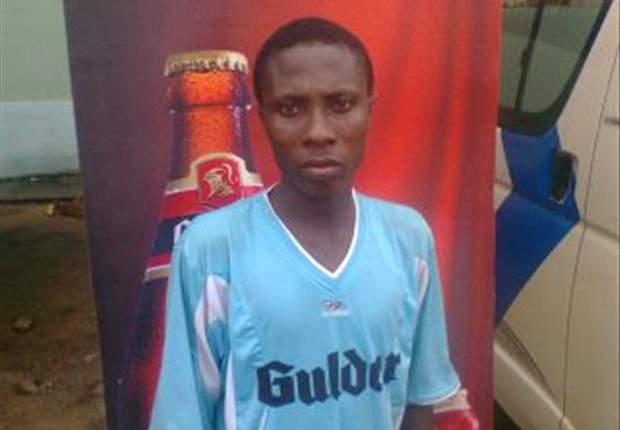 Gulder 5-A-Side top scorer Kabiru Nosiru: My best is yet to come