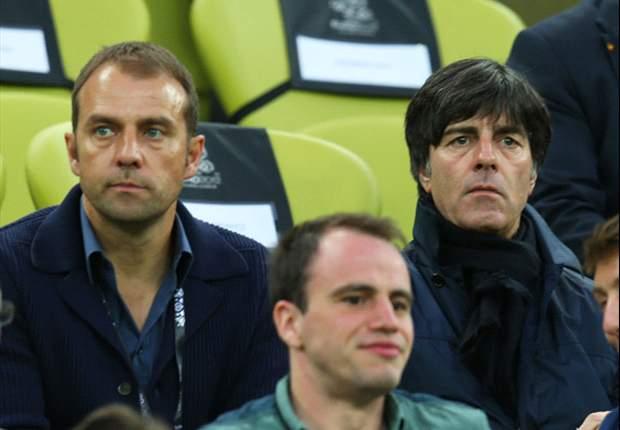 DFB: Löw und Flick bleiben Nationaltrainer