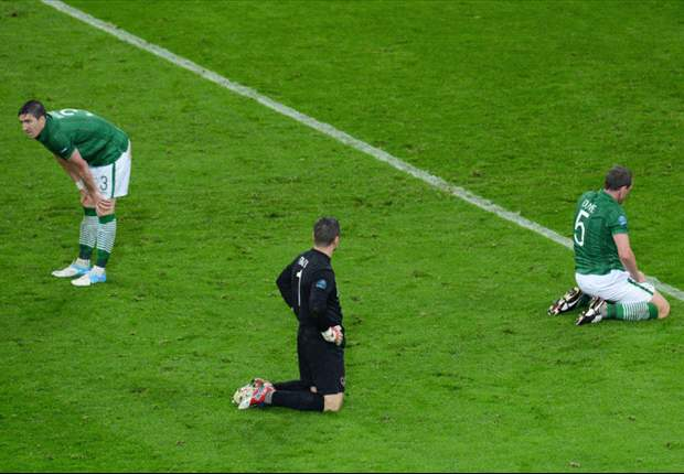 From England 1988 to Ireland 2012: the worst European Championship performances in history