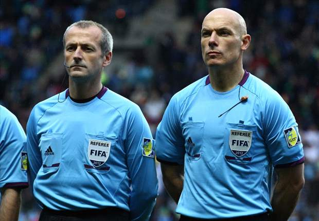 UEFA Rilis Wasit Perempat-Final