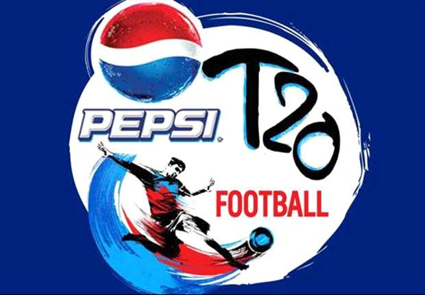 "Goals worth two, four and six points and Pepsi's T20 ""football"" rules?"